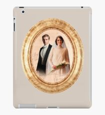 Mary and Matthew Crawley iPad Case/Skin