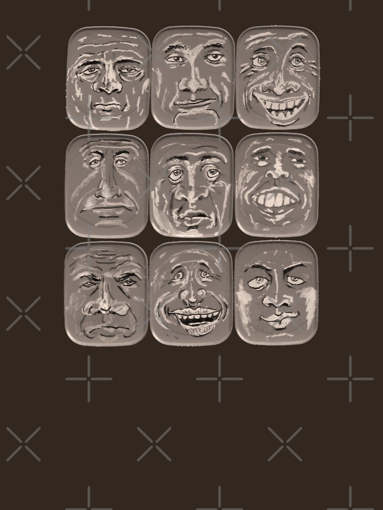 Lid Faces by thedrumstick