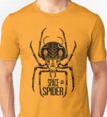 Space Spider! (black) Unisex T-Shirt