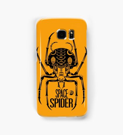 Space Spider! (black) Samsung Galaxy Case/Skin