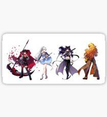 Team RWBY Volume 4 Sticker