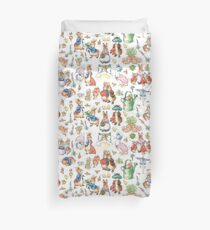 Beatrix Potter - Loads of Animals Duvet Cover