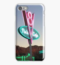 flo's cafe iPhone Case/Skin