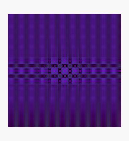 Streaks of Purple by Julie Everhart Photographic Print