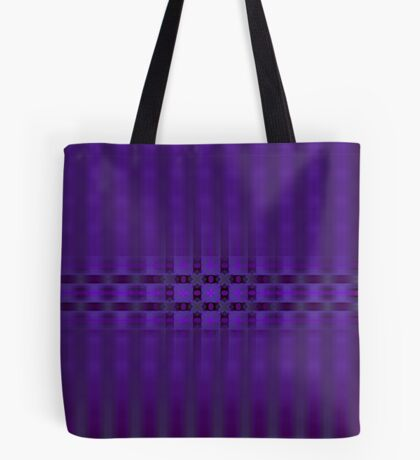 Streaks of Purple by Julie Everhart Tote Bag
