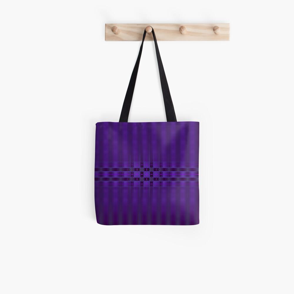 Streaks of Purple by Julie Everhart Tote Bag