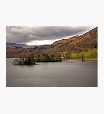 Rydal Water Photographic Print