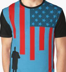 Designated Survivor - Kirkman Walking Graphic T-Shirt