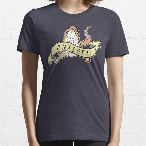 The Face of Anxiety Essential T-Shirt