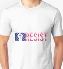 Resistance is Patriotic Unisex T-Shirt