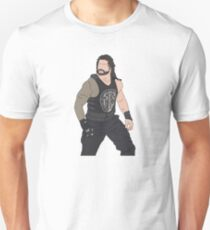 Roman Wrestler Cartoon Unisex T-Shirt
