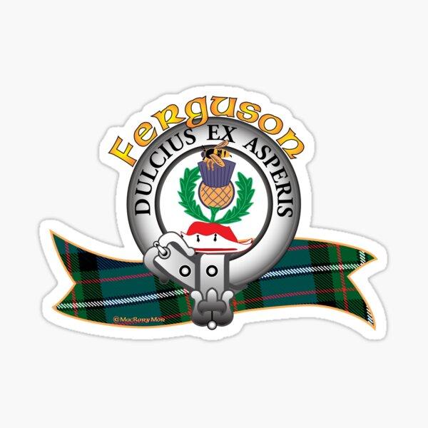 Ferguson Clan Sticker
