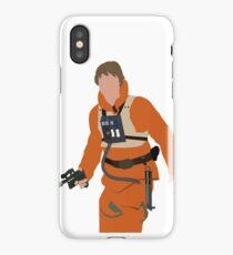 Luke Skywalker iPhone Case/Skin