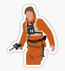 Luke Skywalker Sticker