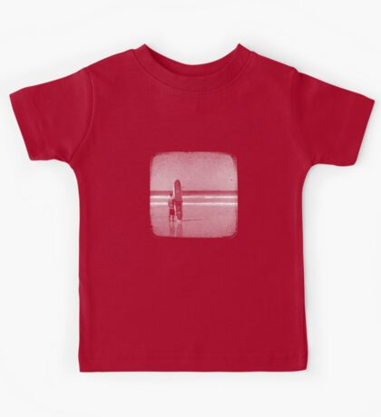 Stand by your Board - Halftone (White) Kids Clothes