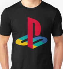 Playstation Logo t shirt Unisex T-Shirt