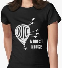 Modest Mouse Good News Before the Ship Sank Combined Album Covers (Dark) T-Shirt