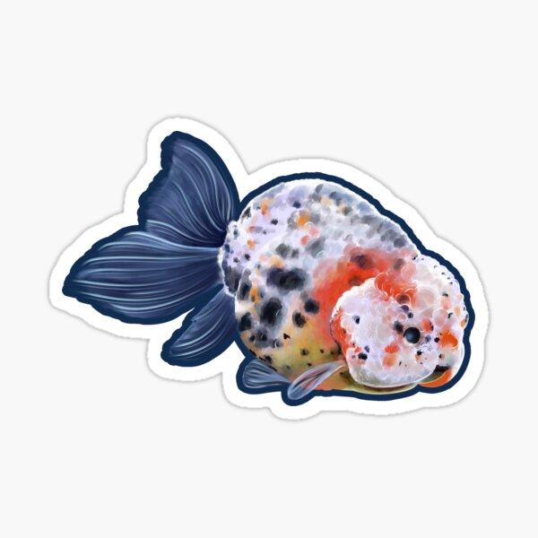 Goldfish Sticker Sticker