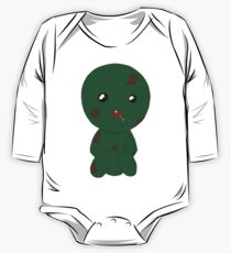 Z is for Zombie One Piece - Long Sleeve
