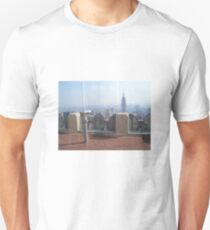 Top of the Rock, New York City  T-Shirt