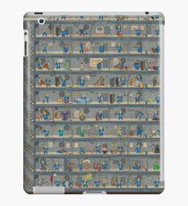 """Fallout 4 """"Perk Chart"""" iPad Case/Skin"""