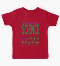 After Peer Review Kids Tee