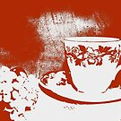Tea cup by GrowingWild