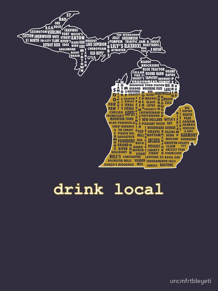 Drink Local (MI) | Unisex T-Shirt
