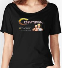 Contra - NES Trump Edition Women's Relaxed Fit T-Shirt