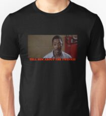 Tell Him About the Twinkie Unisex T-Shirt