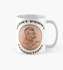 Giant Penny Productions Logo Mug