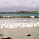 Beach Scene, Outer Hebrides by MidnightMelody