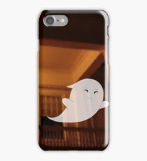 G is for Ghost iPhone Case/Skin