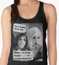 You're fucked Val-air-ia Women's Tank Top