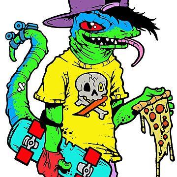 Mondo Gecko by nasty138