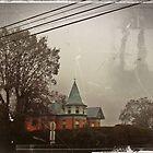 """Looms From The Fog"" by Paul Lubaczewski"