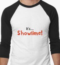 Showtime Men's Baseball ¾ T-Shirt