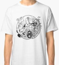 The Yin-Yang Robo Fight! Classic T-Shirt