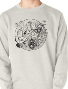The Yin-Yang Robo Fight! T-Shirt