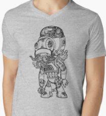 Cthulhu Tshirt Men's V-Neck T-Shirt