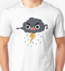 Grumpy Cloud Unisex T-Shirt