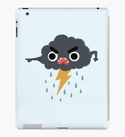 Grumpy Cloud iPad Case/Skin