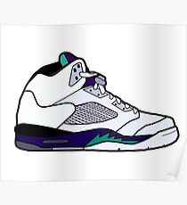 Grape 5 Poster