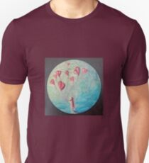 My Heart by 'Donna Williams' Unisex T-Shirt