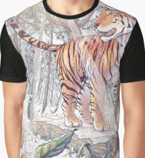 Spring Tigress Graphic T-Shirt