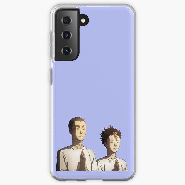 Tanaka et Noya Coque souple Samsung Galaxy
