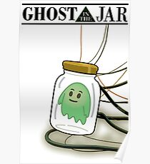 Ghost In The Jar Poster