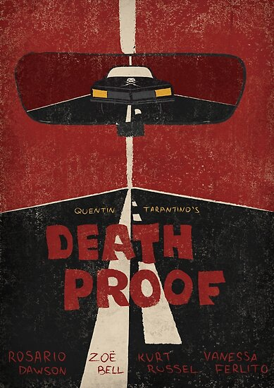 Todesbeweis Filmplakat von Jane Terekhov