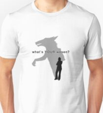 what's your wesen? curves Unisex T-Shirt
