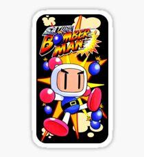 Saturn Bomberman Sticker